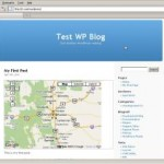 How to embed a Google map in a WordPress blog