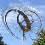 Amazing Dynamic Sculptures – Anthony Howe's Wind Models