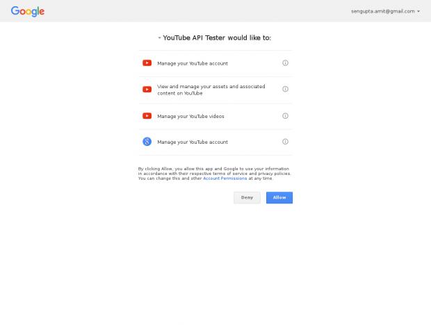 6 – YouTube Data API – Starting To Code – Truelogic Blog